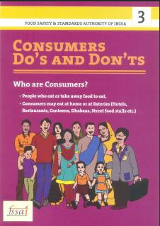 Consumer Dos and Donts